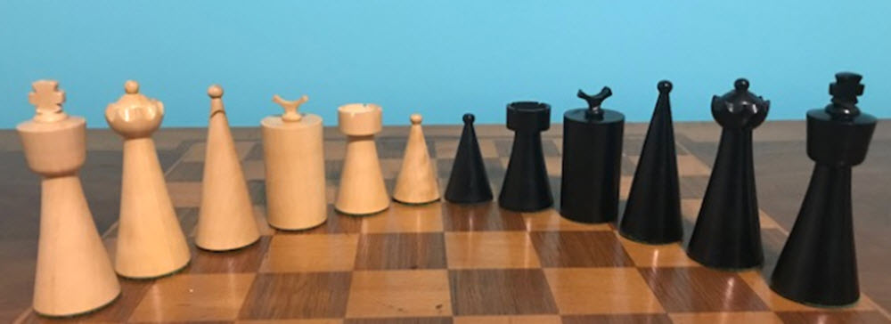 Tamerlane chess set